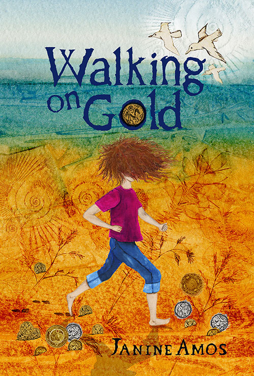 Janine Amos - Walking on Gold